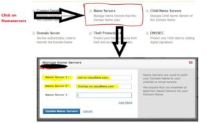 How to Change Nameservers in domain registrar, How to Change Nameservers in cPanel, How to Change Nameservers in godaddy
