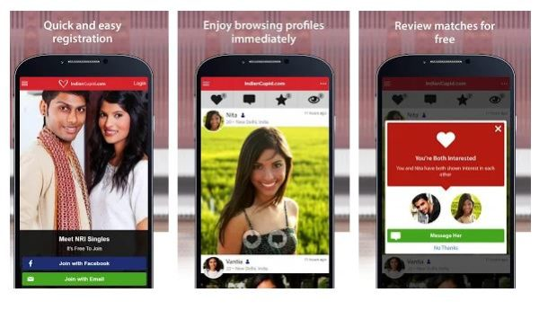best dating app for indians