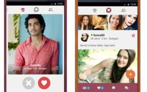 location based dating app india