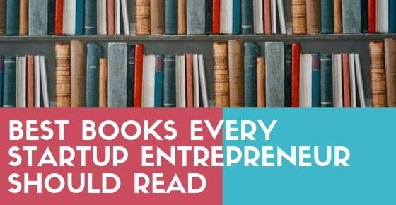 Best startup books in India